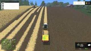getlinkyoutube.com-Let´s Play 11 - Landwirtschafts Simulator 2015 - Wohin mit mein Stroh