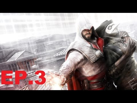 Assassin Creed Brotherhood  3 : 
