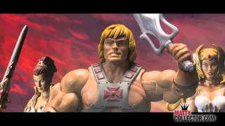 "Video: Masters of the Universe Classics ""All Toy Lines Must End"""