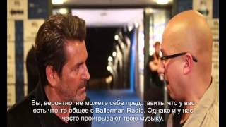 getlinkyoutube.com-Thomas Anders. Interview bei Ballermann Radio. Schalke Ole. 09.05.2015 RUS SUB
