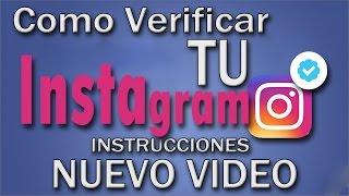 getlinkyoutube.com-Como Verificar Tu Cuenta De Instagram│Link Para Enviar el Formulario