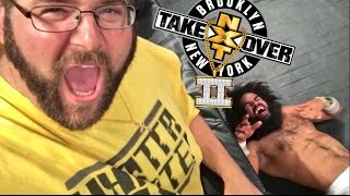 getlinkyoutube.com-INSANE REACTIONS FRONT ROW AT WWE NXT TAKEOVER BROOKLYN with KIDBEHINDACAMERA!