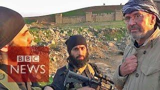 getlinkyoutube.com-Islamic State: Inside 'brutal' heartland in Mosul