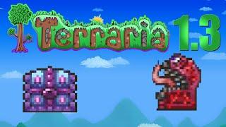 getlinkyoutube.com-Terraria 1.3 - HALLOW AND CRIMSON MIMICS!