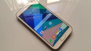 getlinkyoutube.com-Galaxy Note 2 trasformato in Note 4: Recensione Ditto Note 4