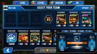 getlinkyoutube.com-jurassic world the game | battleling for the dunkleosteus
