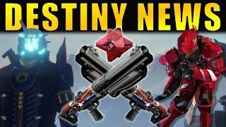 getlinkyoutube.com-Destiny News: NO Crimson Days, Spring Update, Weapon Patch, & MORE!