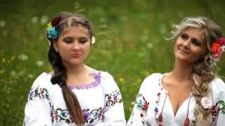 getlinkyoutube.com-Sabina si Ioana Leonte - Bine-i cand ai sora-n lume