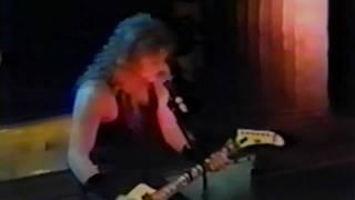 Metallica - Leper Messiah (HD) [1989.03.12] Philadelphia, PA, USA width=
