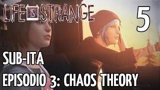 getlinkyoutube.com-Life Is Strange (ITA) - Episodio 3: Chaos Theory (5/6)