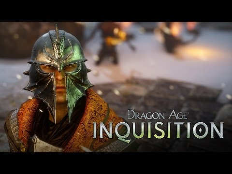 DRAGON AGE™: INQUISITION Gameplay Trailer - The Inquisitor