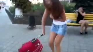getlinkyoutube.com-Աղջիկը վերջին բաժակը չպետք է խմած լիներ