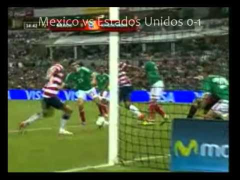 Mexico vs Estados Unidos 0-1 Partido Amistoso 2012 [Mexico vs USA Friendly Match]