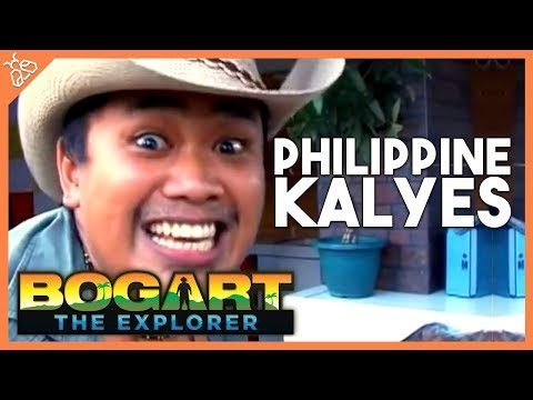 Bogart The Explorer Presents Common Philippine Kalyes (Front Act/Hecklines)