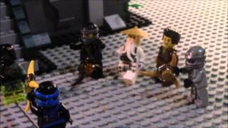 Lego Ninjago Chronicles Of Morro Episode 31 Return Of Old Friends