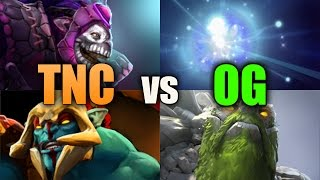 getlinkyoutube.com-Huskar Dazzle vs Tiny IO - OG vs TNC - Epic Elimination TI6  Dota 2