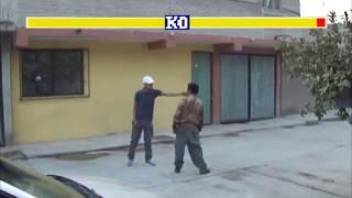 getlinkyoutube.com-street fighter CHIMALHUACAN VERSION || pelea de borrachos