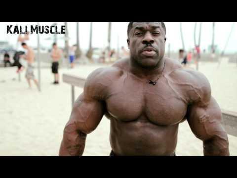 Kali Muscle on Bodybuilding Nutrition