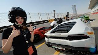getlinkyoutube.com-Lamborghini Racing Dubai