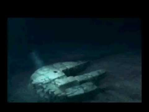 UFO Crash In The Baltic Sea?