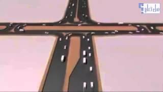 getlinkyoutube.com-فكرة عبقرية لتنظيم المرور بدون اشارة مرور