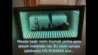 getlinkyoutube.com-DIY.LED AYNA (SONSUZ AYNA) _Bugün Ne Yapalım?-12-