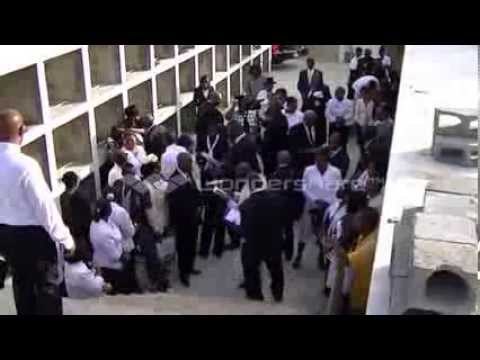 FUNERAL OF Mr JOSSELIN AMONCOEUR 22 NOVEMBRE 2013[ SXM ]