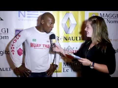 Entrevista com Mauro Cromado para Circuito Talent Renault de MMA - Etapa Indaiatuba - 20/07/2013