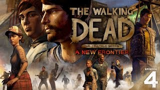 The Walking Dead: A New Frontier - 4.epizód: Thicker Than Water Trailer
