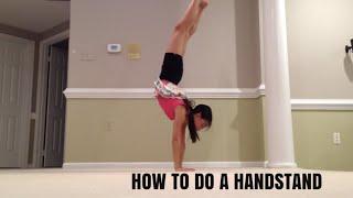 getlinkyoutube.com-Handstand Tutorial