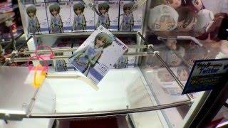 getlinkyoutube.com-taku:ufoキャッチャー461 (SQ アイドルマスターシンデレラガールズ「アナスタシア」LOVE LAIKA フィギュア)