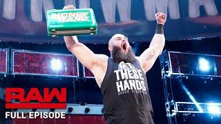 WWE Raw Full Episode, 18 June 2018