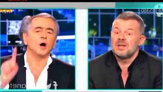 SYRIE : Zemmour CLASH BHL qui Perd son Sang Froid !