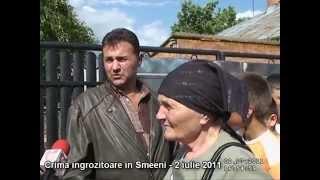 getlinkyoutube.com-IMAGINI TERIFIANTE!!! O femeie din Smeeni a fost decapitata de sotul bolnav pshihic.