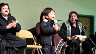 getlinkyoutube.com-Arif Lohar Son & ALAM LOHAR Grandson  First performance - Live.flv