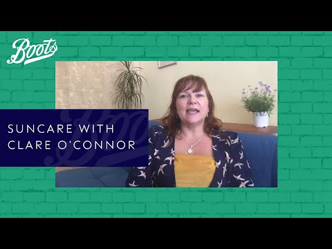 Boots Live Well Panel | Suncare with Clare O'Connor | Boots UK