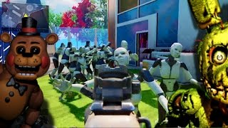 getlinkyoutube.com-Black Ops 3 - Nuketown iRobot / Five Nights At Freddy's Easteregg (Call of Duty BO3)