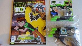 getlinkyoutube.com-Ben 10 Omniverse Surprise Toys Set Collection Unboxing