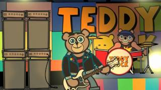 getlinkyoutube.com-Teddy Rock- If You're Happy And You Know It