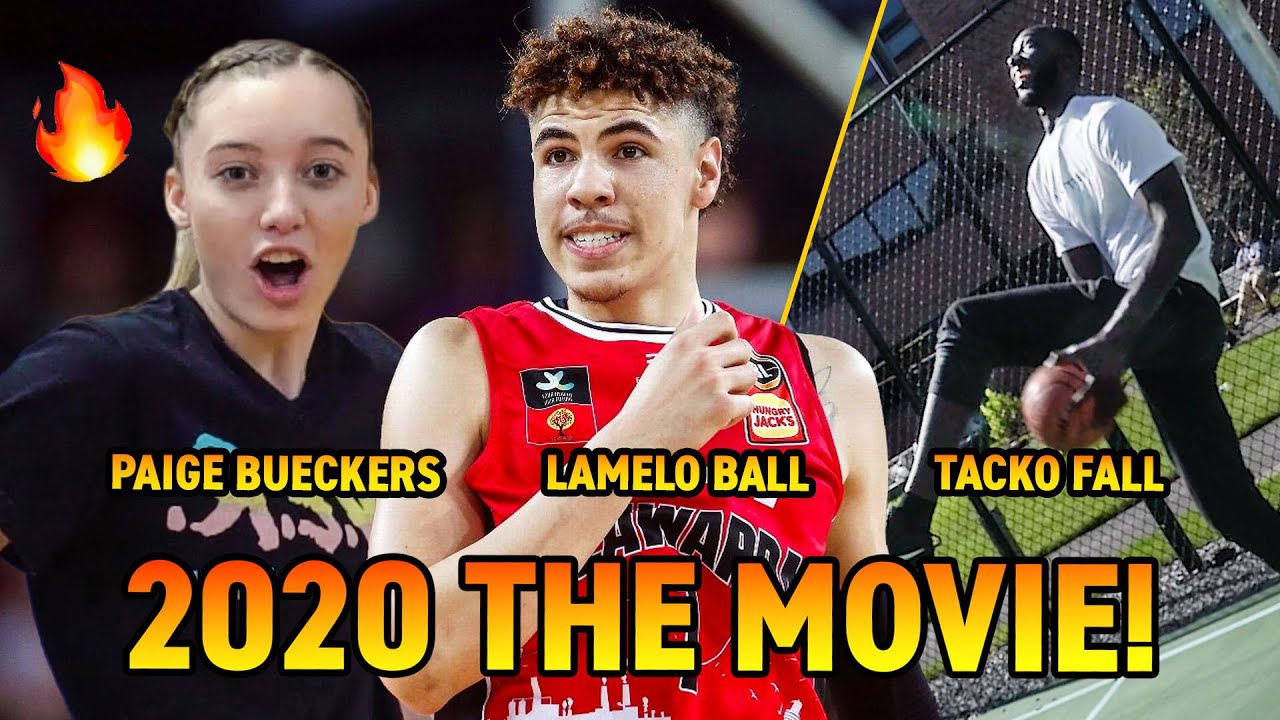 The Best Sports Videos of 2020! LaMelo Ball, Mikey Williams, Zion Williamson & More