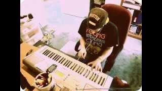 getlinkyoutube.com-Levels + Fade Into Darkness - Avicii - Piano Cover