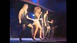 getlinkyoutube.com-Tina Turner 'Steamy Windows' (Live Barcelona '90)