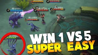 Zhask is 100% The Best Mage! Mobile Legends Gameplay