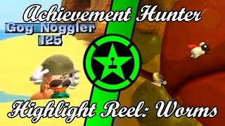 Achievement Hunter Highlight Reel: Worms