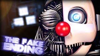 getlinkyoutube.com-The Fake Ending EXPLAINED! || Five Nights At Freddy's: Sister Location