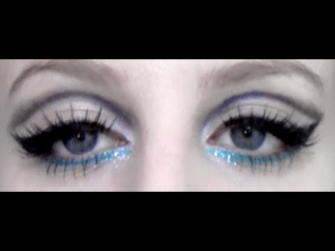 HOW TO: Edgy 60'S Makeup Tutorial - Edie Sedgwick/Twiggy