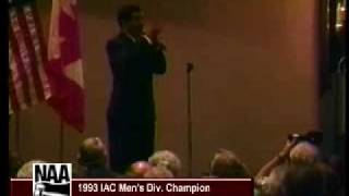 Tracy Sullivan, 1993 International Auctioneer Champion