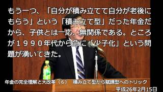 getlinkyoutube.com-年金の完全理解と大改革 武田邦彦