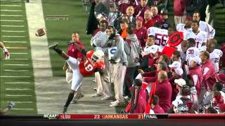 getlinkyoutube.com-Crazy Scary And Downright Amazing NFL And NCAA Plays