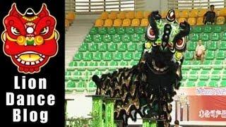 getlinkyoutube.com-2008 Lion Dance Competition - The Selangor Qunle Long Division